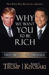 Robert Kiyosaki Books - Why We Want You To Be Rich