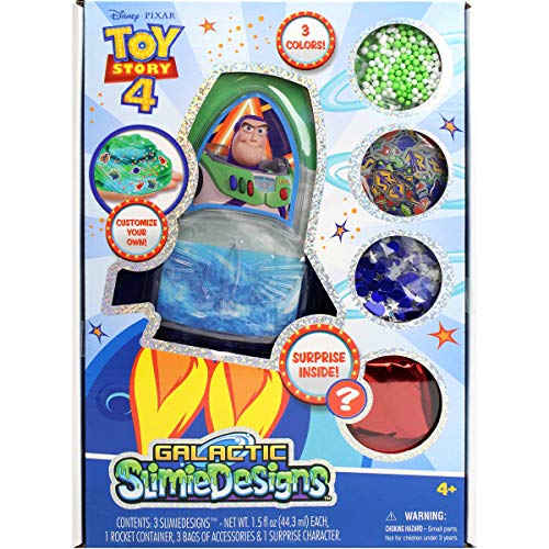 Disney Tara Toys - Toy Story 4: SlimieDesigns Super Galatic Pixar