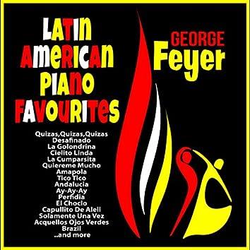 George Feyer : Latin American Piano Favourites