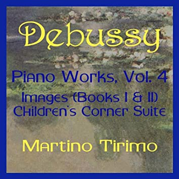 Debussy Piano Works Vol. 4
