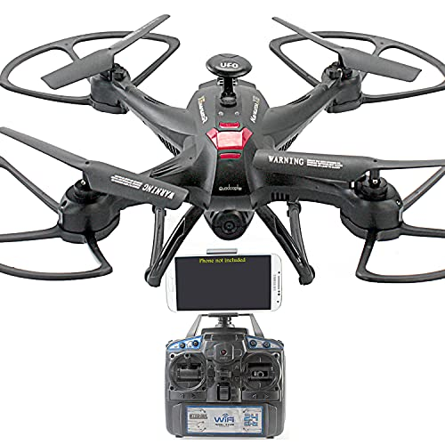 KiiToys Drone with Camera Quadcopter RC Drones...