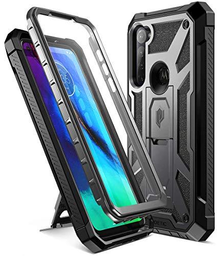 POETIC Spartan Series - Carcasa para Motorola Moto G Pro, compatible con Moto G Pro