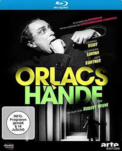 Orlacs Hände (1924) [Blu-ray]