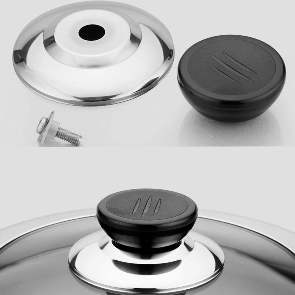 perfk Transparent Pan Lid Frying Pan Lid 28 Cm 40 Cm Multi 36 Cm 32 Cm Dia 28cm 30 Cm 34 Cm