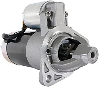 DB Electrical SMT0063 Starter For Jeep 5.2 5.2L Grand Cherokee 93 94 95 96 97 98 and 5.9 5.9L 1998/5.2 5.2L Grand Wagoneer 1993