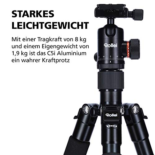 Rollei C5i Stativ - 3