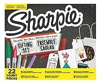 Sharpie パーマネントマーカー 自分だけのギフトをデコレーション 22個セット