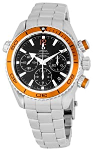 Omega Women's 222.30.38.50.01.002 Seamaster Black Dial Watch image