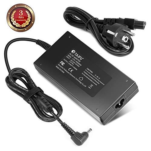 Taifu 19 V 180 W Netzteil AC Adapter tragbar für ASUS Rog G750JM G750JS G750JW G750JX G751JL G751JM G752VL G752VT GL502VT GL502VY FX502VM G75VW G75VX FA180PM111 ADP-180HB