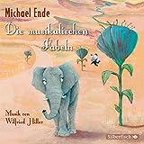 Die musikalischen Fabeln: Filemon Faltenreich, Der Lindwurm und der Schmetterling, Norbert Nackendick, Tranquilla Trampeltreu : 2 CDs