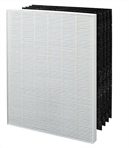 OxoxO 115115 True HEPA Plus 4 Carbon - Filtro de repuesto para purificador de aire Winix PlasmaWave 5300 6300 5300-2 6300-2 P300 C535 - Filtro A