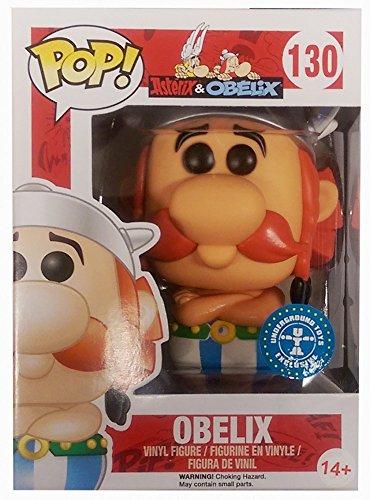 Asterix und Obelix Pop! Vinyl Figur 130 Obelix