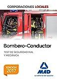 Bombero-Conductor. Test de Seguridad vial y mecánica