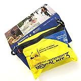 Unisex, tama/ño Mediano AMK Bolsa para Kit de Ropa de Cama Color Azul