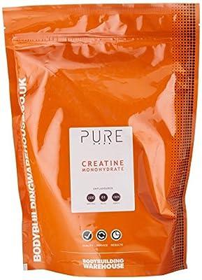 Bodybuilding Warehouse Pure Creatine Monohydrate Powder from Bodybuilding Warehouse