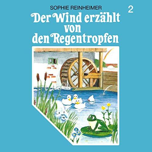 Der Wind erzählt von den Regentropfen cover art