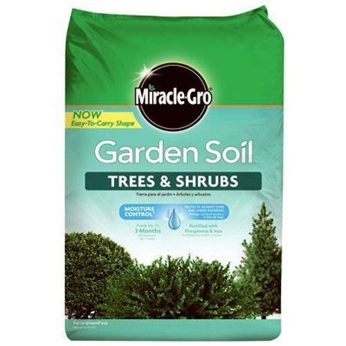 Miracle Gro Garden Soil Trees & Shrubs