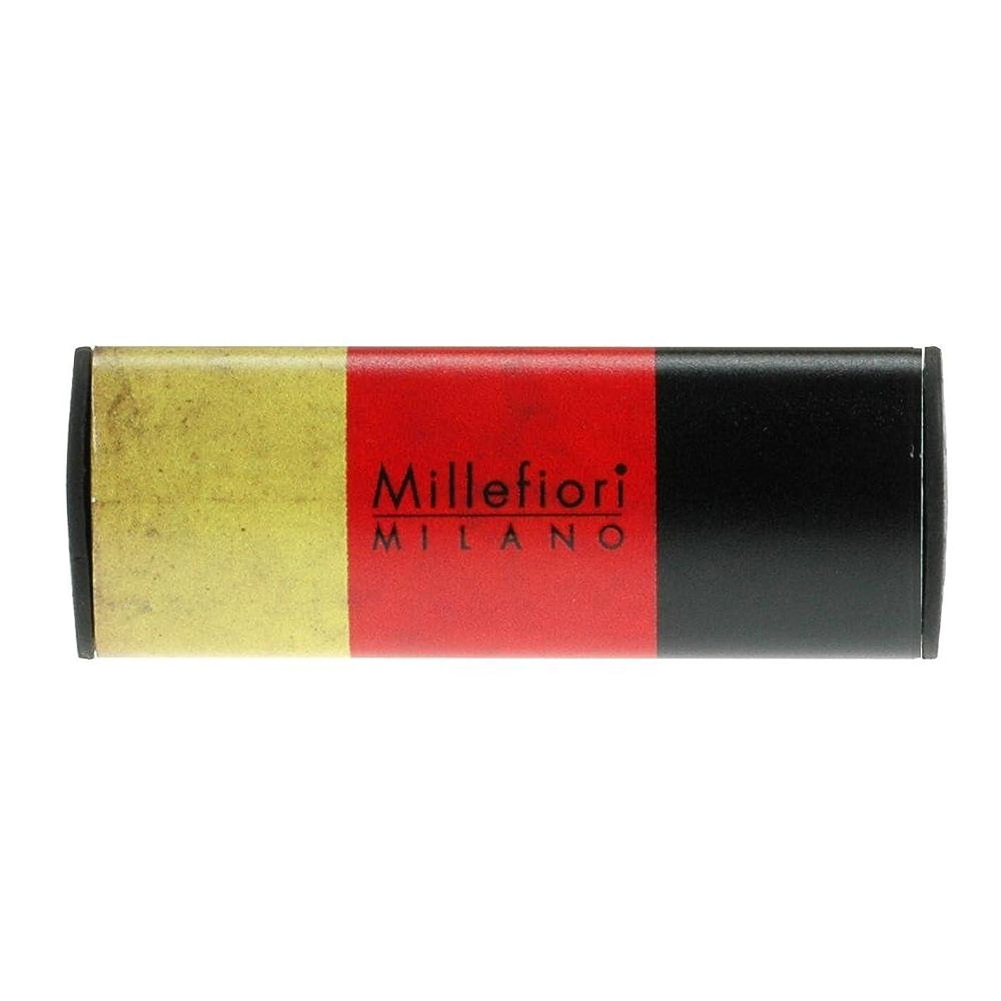属するアクセント振り子Millefiori カーエアフレッシュナー FLAG スパイシーウッド CDIF-G-003