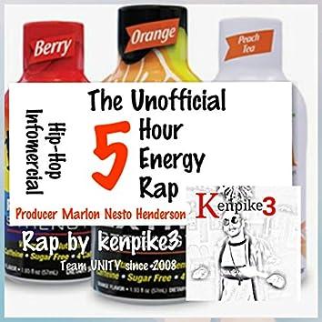 5hour Energy Rap