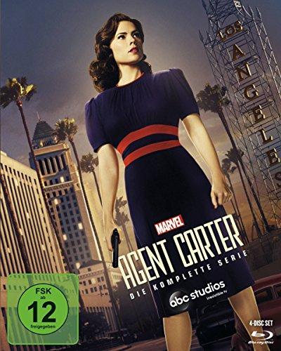 Marvel's Agent Carter – Die komplette Serie [Blu-ray]