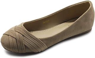 کفش باله زنانه Ollio زیبا و راحت گاه به گاه تخت
