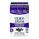 Moonstone Nutrition Kidney Health & Hydration Drink Mix...