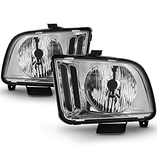 06 mustang headlight assembly - 6