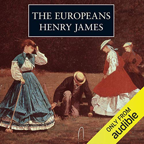 The Europeans cover art