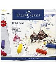 Faber-Castell 128248 Mini Crete, 48 Pezzi