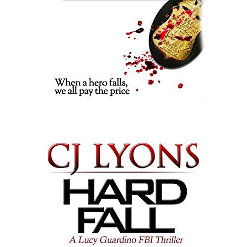 Hard Fall audiobook cover art