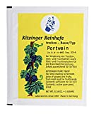 WEINHEFE PORTWINE Arauner Kitzinger - PORTWEIN Trocken Reinhefe für 50L | Naturhefe | Obstwein hefe | Hefenährsalz | Alkoholhefe | Methefe | Apfelweinhefe