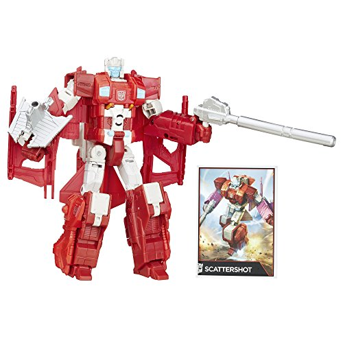 Transformers Hasbro B4664 Generations - Combiner Wars - Action Spielfigur - Scattershot [UK Import]