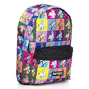 Fortnite Mochila para niños | Mochila para niños con llama Fortnite, camuflaje, mochila para niños | Bolsas escolares…