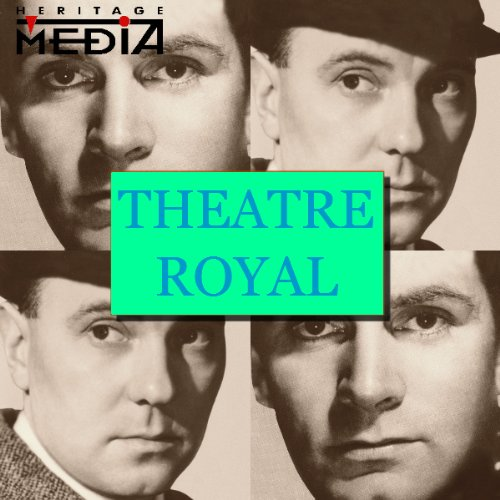 Classic English and Scottish Dramas Starring Ralph Richardson and John Mills, Volume 1                   By:                                                                                                                                 Theatre Royal,                                                                                        W. Somerset Maugham,                                                                                        J. M. Barrie                               Narrated by:                                                                                                                                 Ralph Richardson                      Length: 40 mins     Not rated yet     Overall 0.0