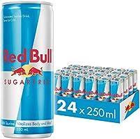 Red Bull Sugarfree Energy Drink, 250 ml, Pack of 24