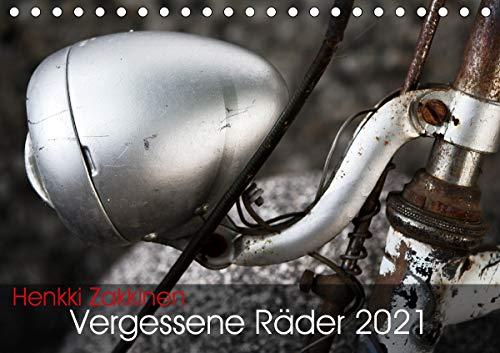 Vergessene Räder 2021 (Tischkalender 2021 DIN A5 quer)