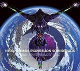 【店舗限定特典つき】 NEON GENESIS EVANGELION SOUNDTRACK 25th ANNIVERSARY BOX (5CD) (ノート付き)