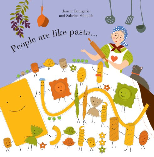 People are like Pasta (English Edition)