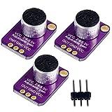 可変ゲインブレイクアウトボード付きA r d u i n o 用 3個エレクトレットマイクアンプMAX4466モジュール、マイクアンプモジュール、GY-MAX4466ブレイクアウトセンサー