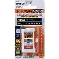 コードレス電話機用充電池 TEL-B2011H