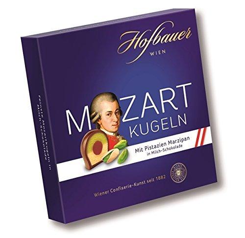 Hofbauer Mozartkugeln in Milchschokolade 100g
