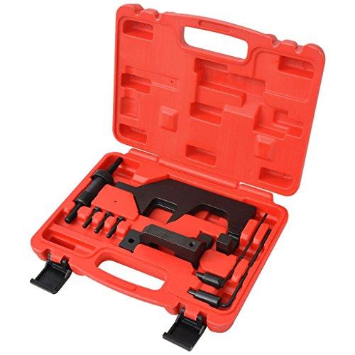 vidaXL 8-TLG. Motor-Einstellwerkzeug-Set Steuerkette Wechsel