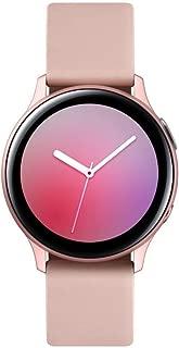 Samsung R830 Galaxy Watch Active2 40mm Alüminyum Akıllı Saat, Mat Altın
