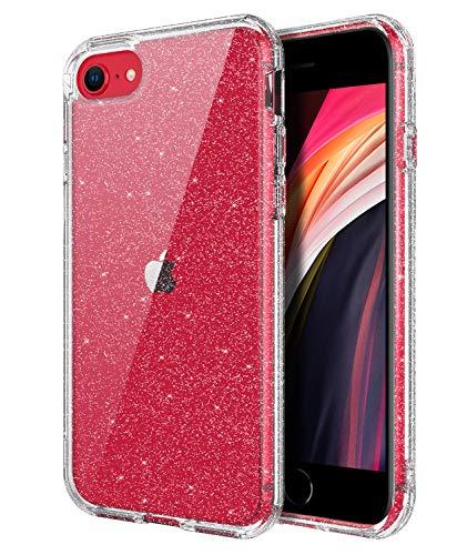 DOMAVER iPhone SE 2020 Coque iPhone 8 Coque iPhone 7 Transparent ...