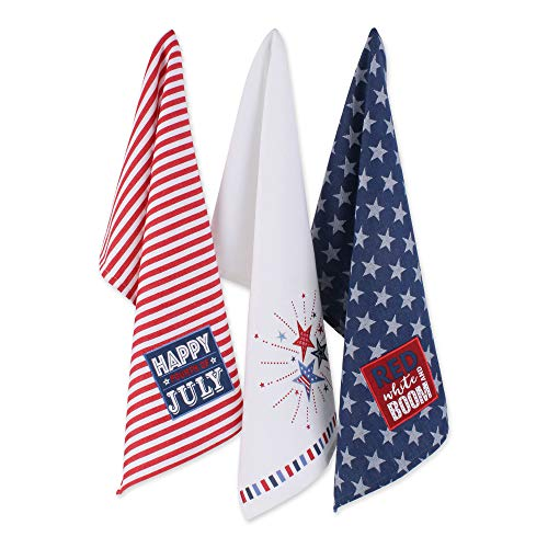 Top 10 Best Selling List for 4th of july kitchen towels
