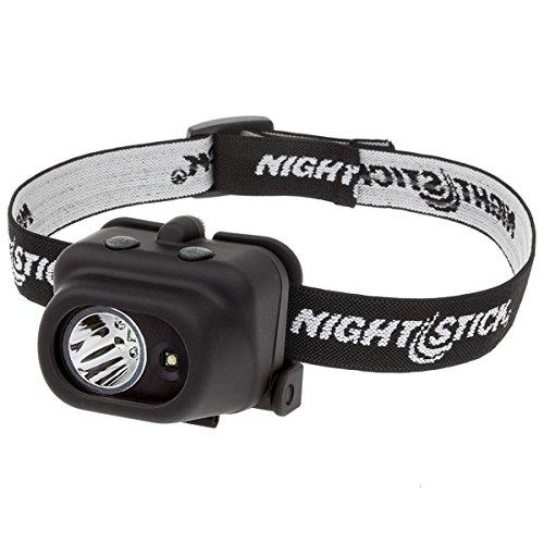 Nightstick Nsp-4608b Dual-Light Multifonction Lampe Frontale, Noir