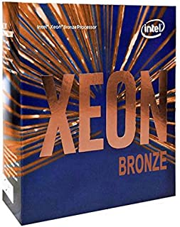 Intel 至强青铜 3104 (BX806733104)