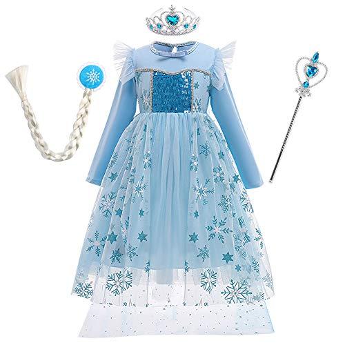 Elsa Con Vestido De Novia