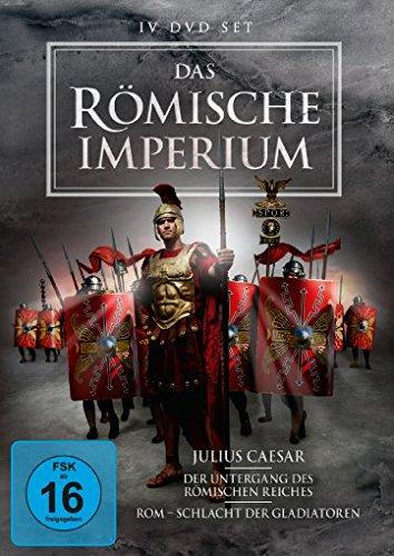 Das Römische Imperium [4 DVDs]