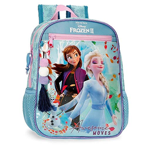Disney Frozen Awesome Moves Rucksack, Kindergarten-Rucksack, 40521, 40521